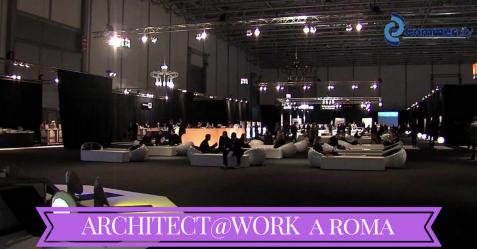 architect work-alla-nuova-fiera-di-roma