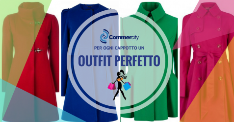 Outfit cappotto inverno commercity