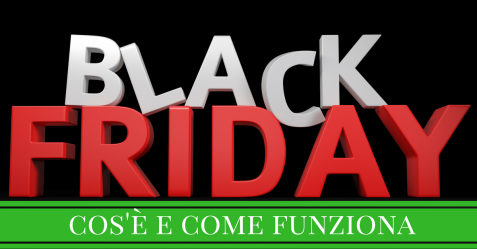 black friday cos'è