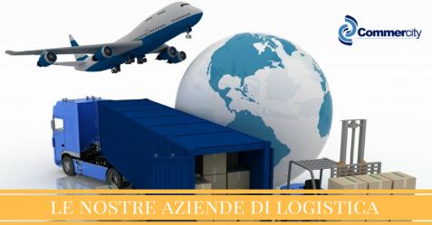Le aziende di Commercity che si occupano di Logistica