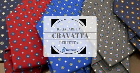 Una cravatta come regalo di Natale perfetto