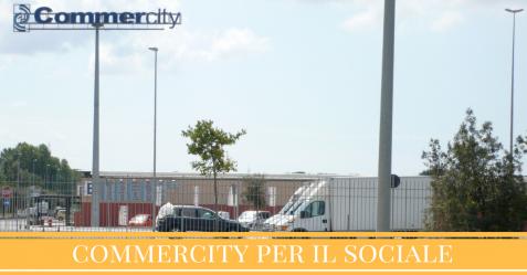 commercity roma e il suo impegno per il sociale