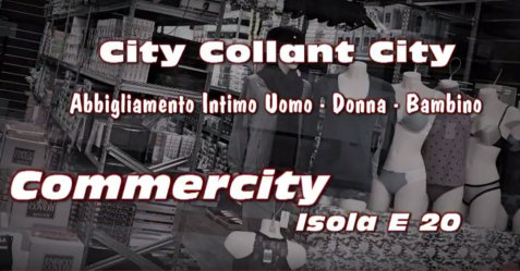 made in commercity collant