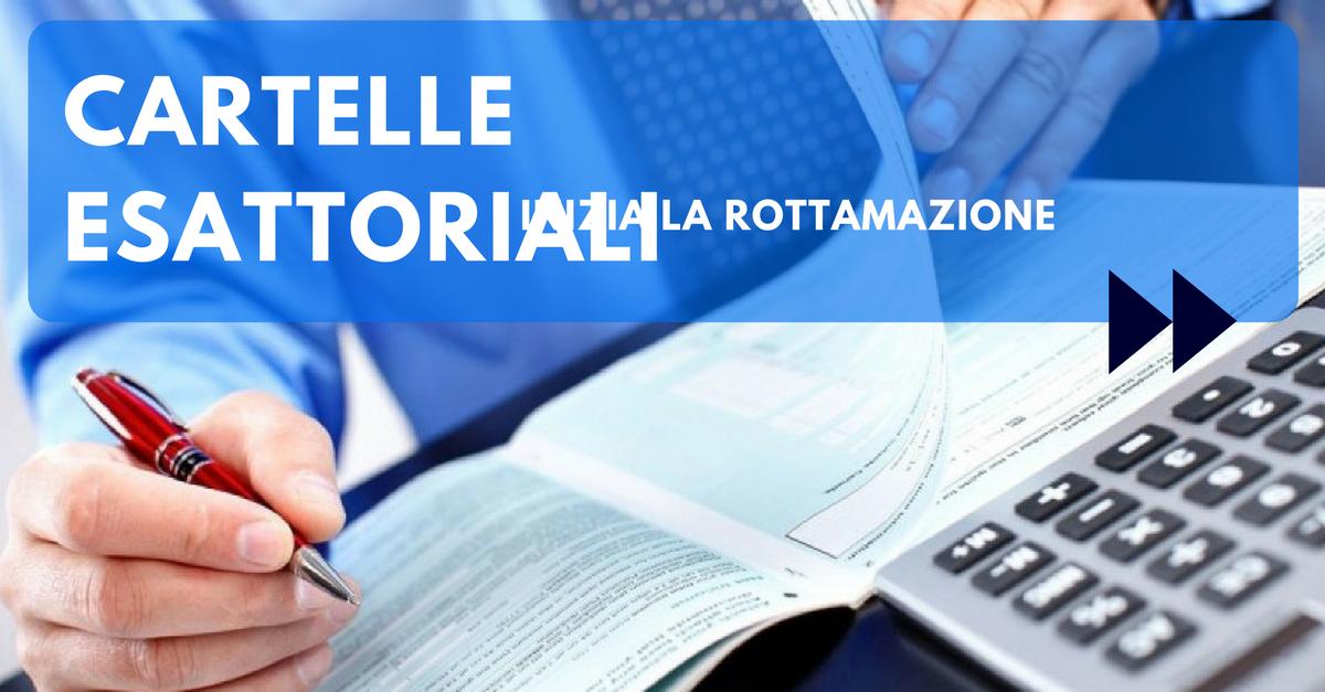 Cartelle esattoriali inizia la rottamazione commercity blog for Rottamazione cartelle esattoriali