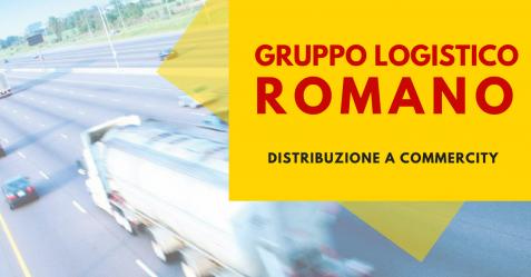 gruppo logistico romano commercity