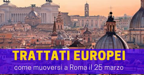 trattati europei commercity marzo
