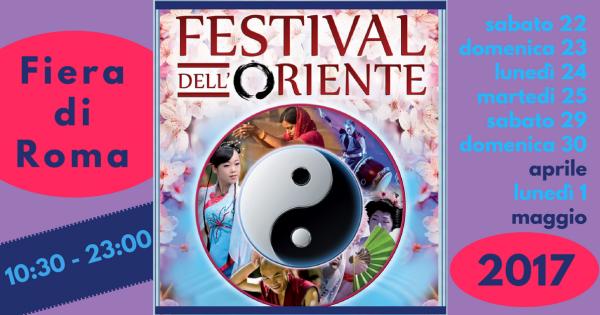 Festival dell'Oriente - Commercity Blog