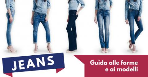 La famiglia dei jeans si sta sempre più allargando. I modelli sono molti e vari, così spesso diventa difficile scegliere. Scopriamo insieme le diverse tipologie disponibili sul mercato e le loro caratteristiche.