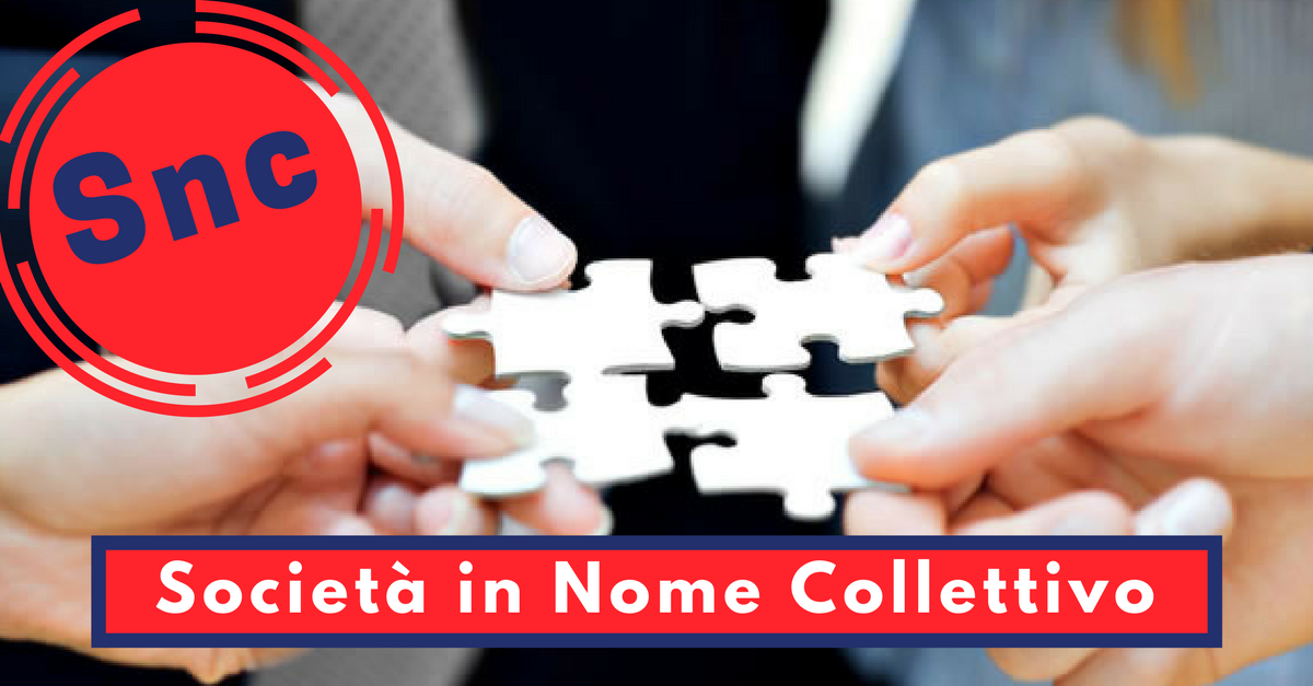 Snc societ in nome collettivo commercity blog for Mobilia nome collettivo
