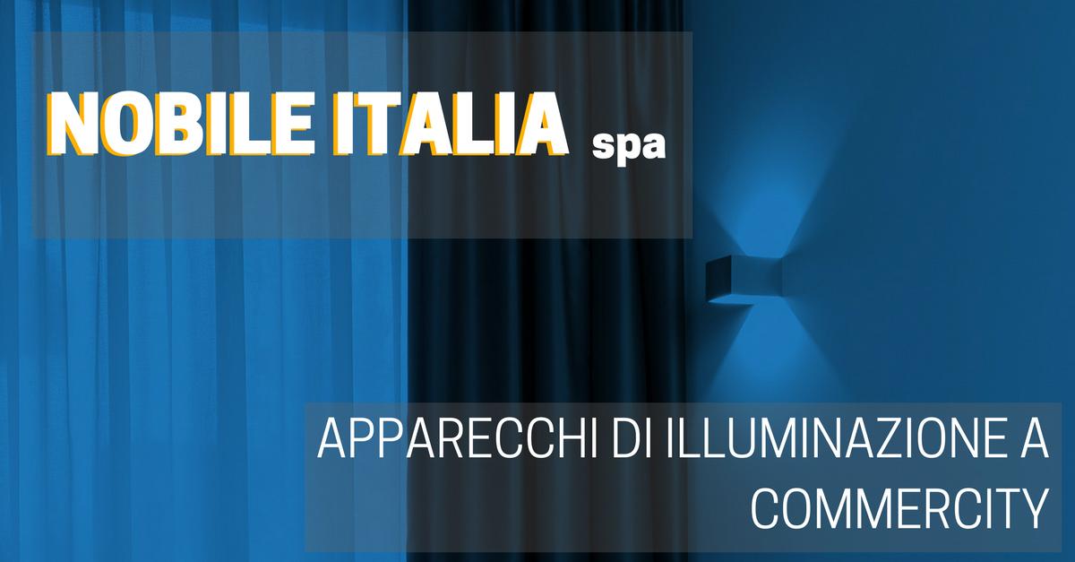 Nobile Italia - Commercity Blog