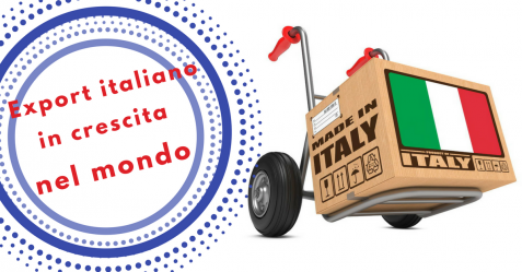 Export italiano in crescita 2 - Commercity Blog