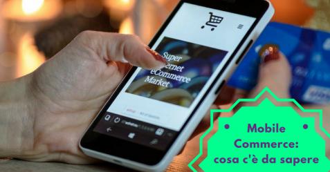 Mobile Commerce - Commercity Blog