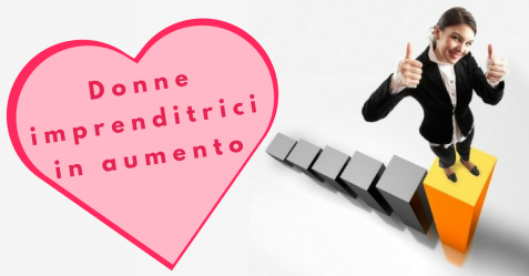Donne imprenditrici in aumento - Commercity Blog