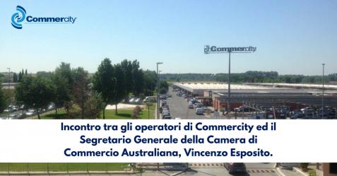 Incontrro Commercity e Camera di Commercio Australiana - Commercity Blog