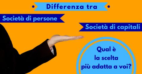 Società di persone - Commercity Blog