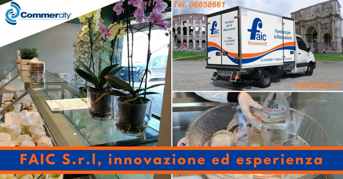 FAIC S.r.l, innovazione ed esperienza - Commercity Blog