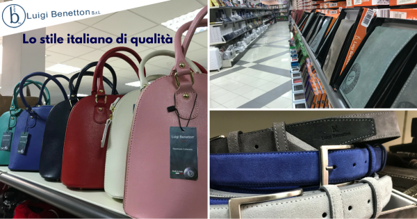 Before by Luigi Benetton, lo stile italiano di qualità - Commercity Blog
