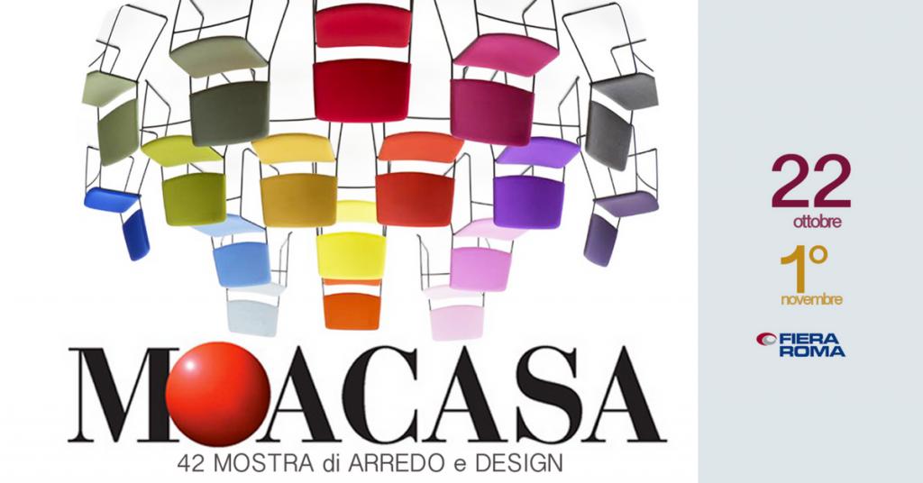 Moacasa 2016 tutte le nuove tendenze per l 39 arredo commercity blog - Moacasa 2017 roma ...