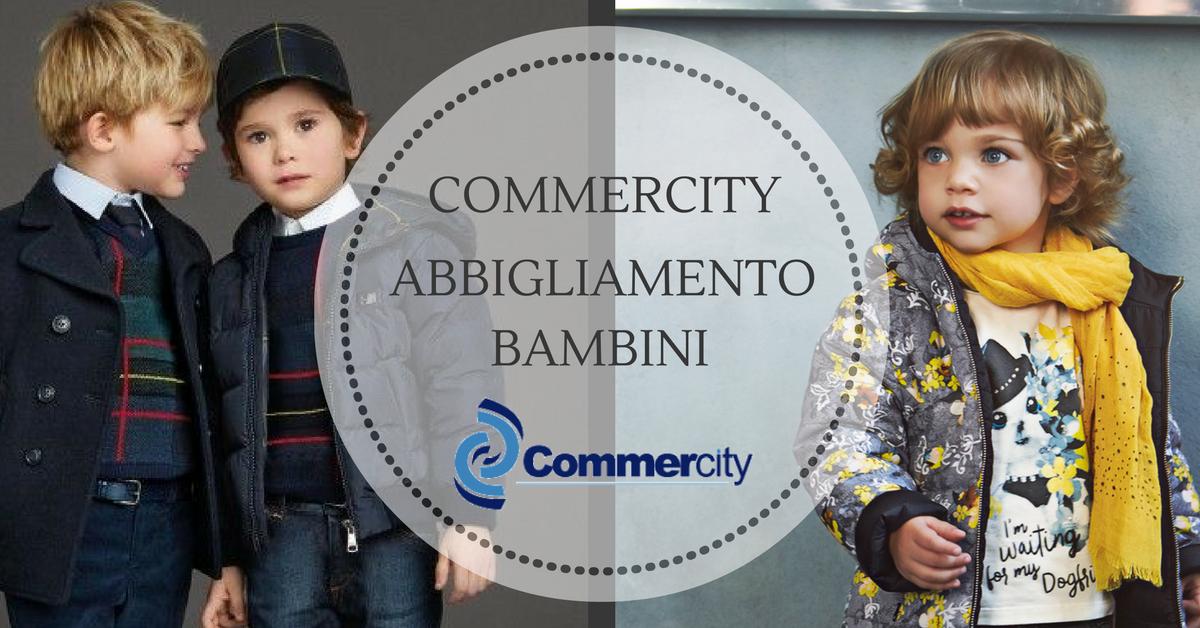 Commercity moda per bambini, le tendenze alla moda per i più ...