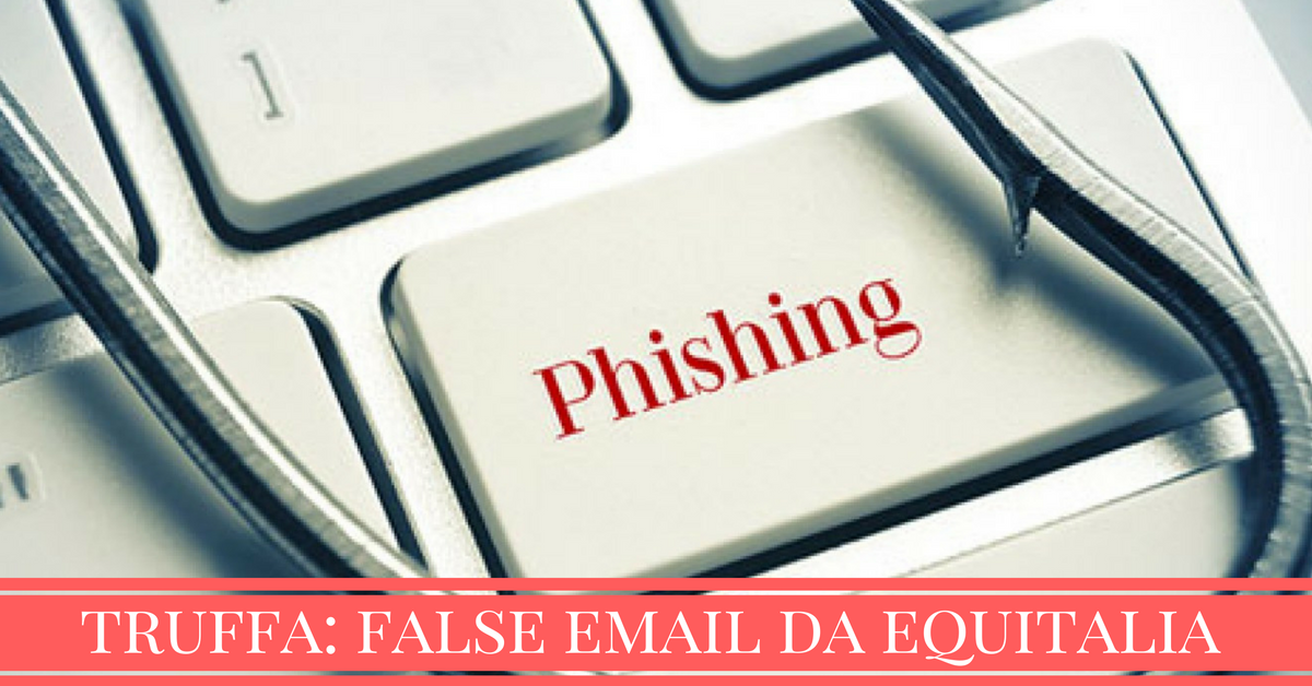 false email da parte di equitalia