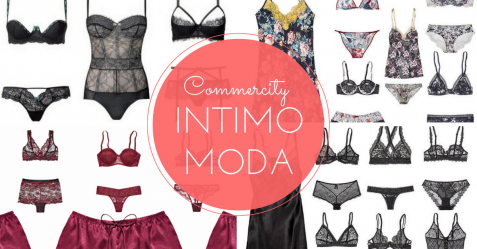 linea intimo moda all'ingrosso commercity
