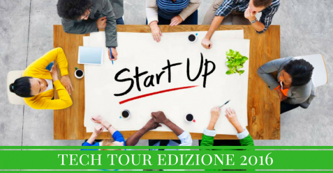 Tech Tour 2016 Roma e Torino