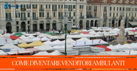 venditori ambulanti commercity