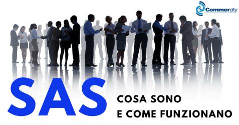 SAS commercity