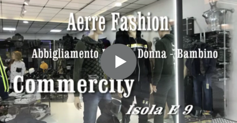 aerre fashion commercity