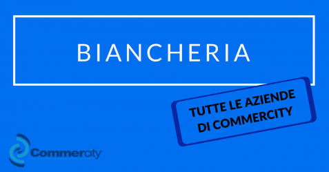 biancheria commercity