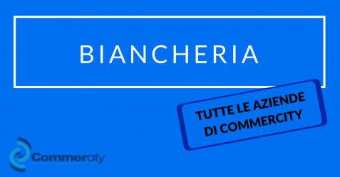 biancheria commercity