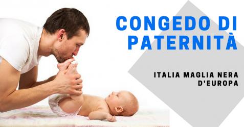 congedo di paternità commercity