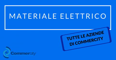 materiale elettrico commercity