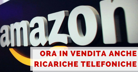 amazon wind tre ricarica commercity