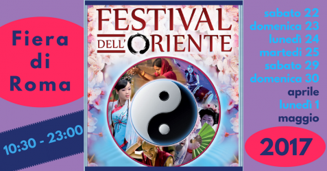 Festival dell'Oriente - Commercity Blog