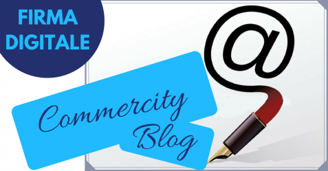 Firma digitale - Commercity Blog