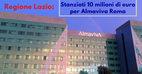10 milioni di euro per Almaviva Roma - Commercity Blog