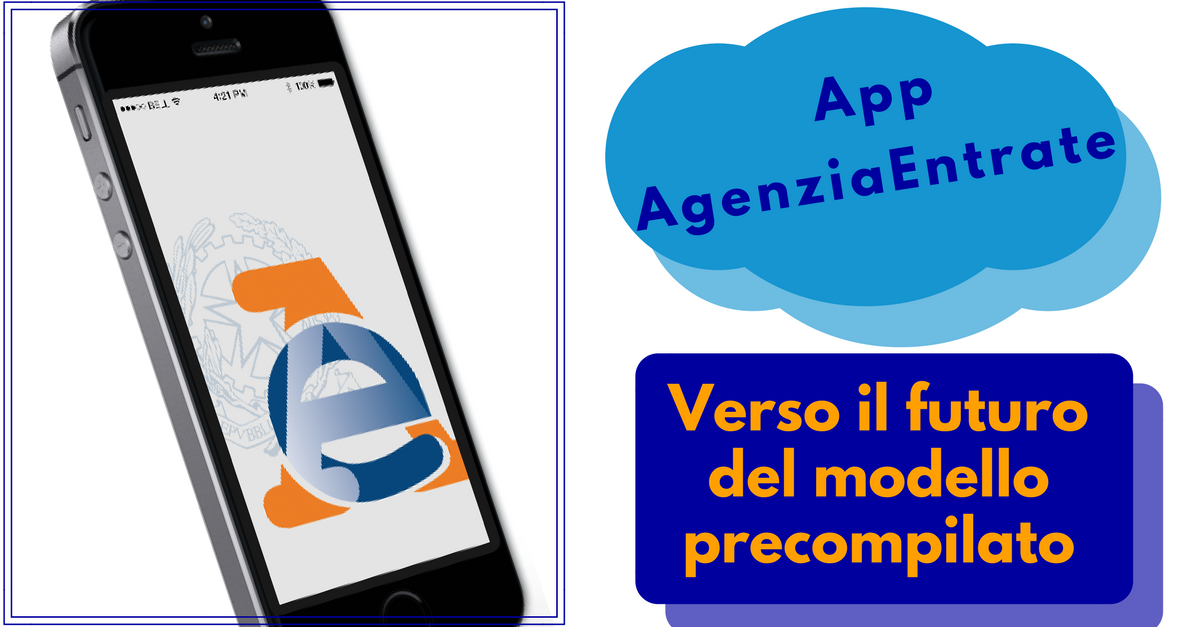 App AgenziaEntrate - Commercity