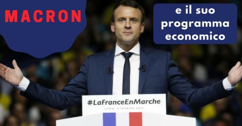 Macron e il programma economico - Commercity Blog