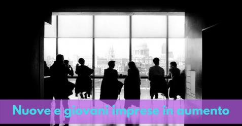 Nuove e giovani imprese in aumento - Commercity Blog