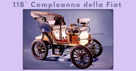 118° Compleanno della Fiat - Commercity Blog
