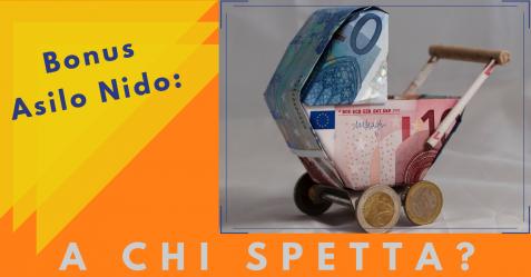 Bonus Asilo Nido - Commercity Blog