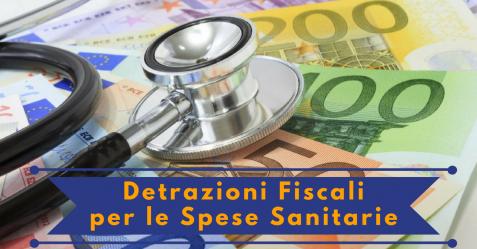 Detrazioni fiscali per le Spese Sanitarie - Commercity Blog
