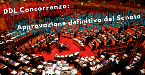 DDL Concorrenza - approvazione definitiva del Senato - Commercity Blog