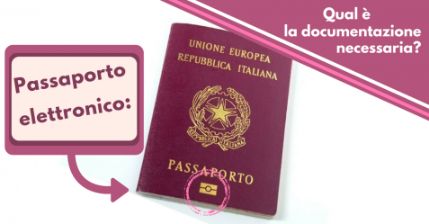 Passaporto elettronico - qual è la documentazione necessaria - Commercity Blog