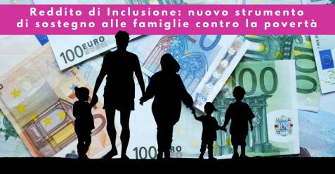 Reddito di inclusione, nuovo strumento di sostegno alle famiglie - Commercity Blog