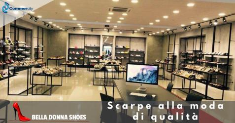 BELLA DONNA CALZATURE, scarpe alla moda di qualità - Commercity Blog