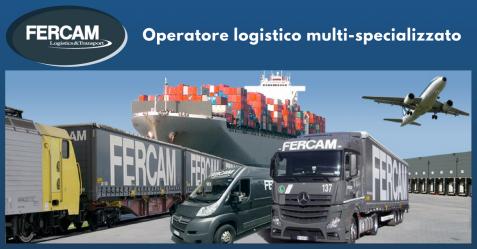 Fercam, operatore logistico multi-specializzato - Commercity - Commercity Blog
