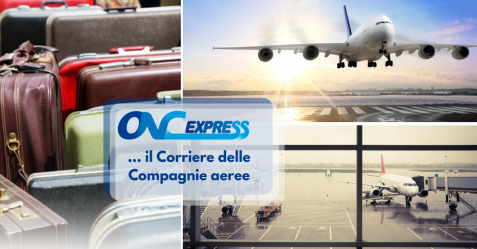 ONC Express, il Corriere delle Compagnie aeree - Commercity Blog