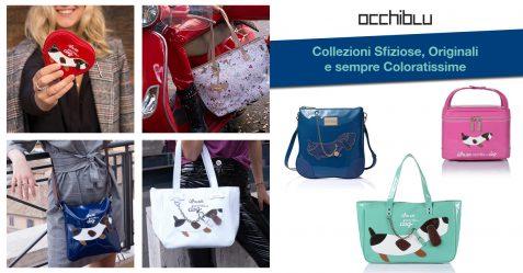 Occhiblu, Collezioni Sfiziose, Originali e sempre Coloratissime - Commercity Blog